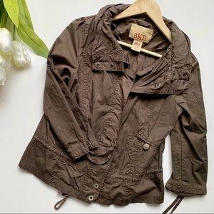 BKE | Utility Jacket with Hideable Hood